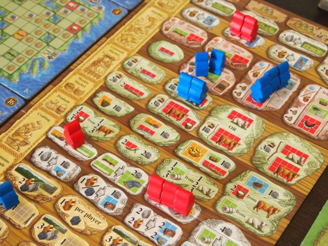 Feast for odin workers
