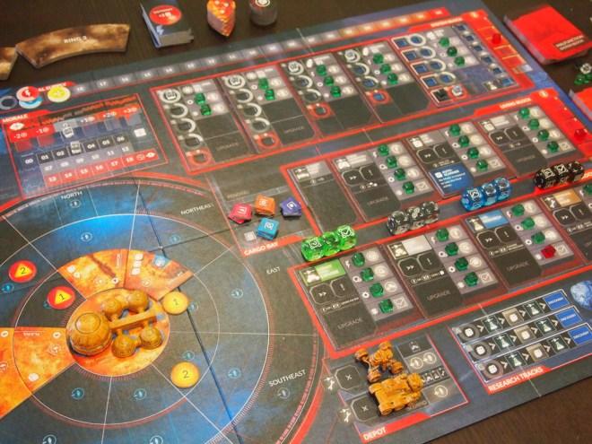 First Martians Setup