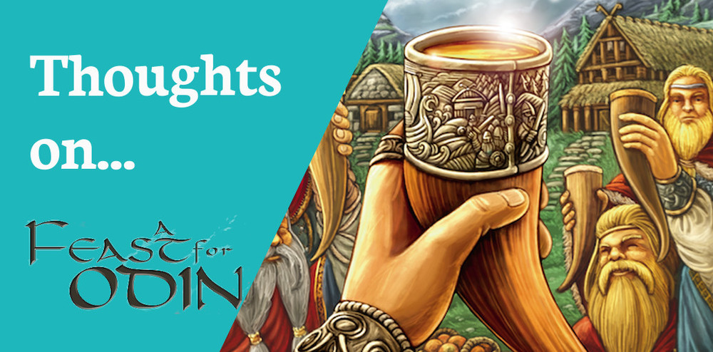 A Feast For Odin Review – Creaking Shelves image