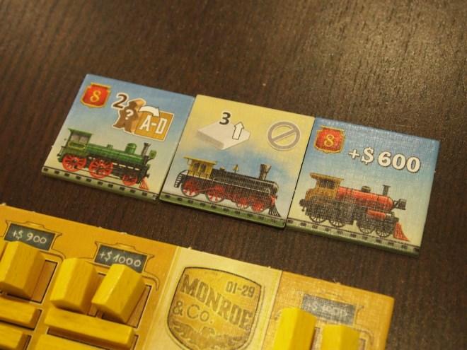 Railroad Revolution trains
