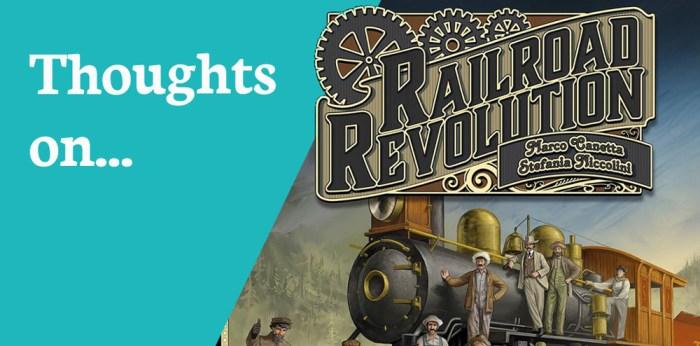 Reviews Railroad Revolution