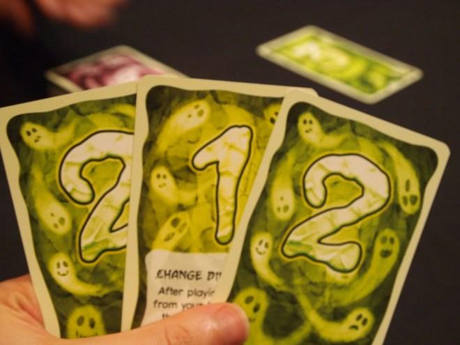 Fear Cards