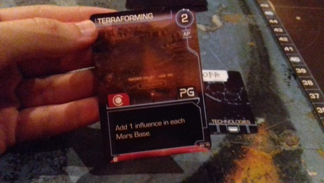 The Expanse Card