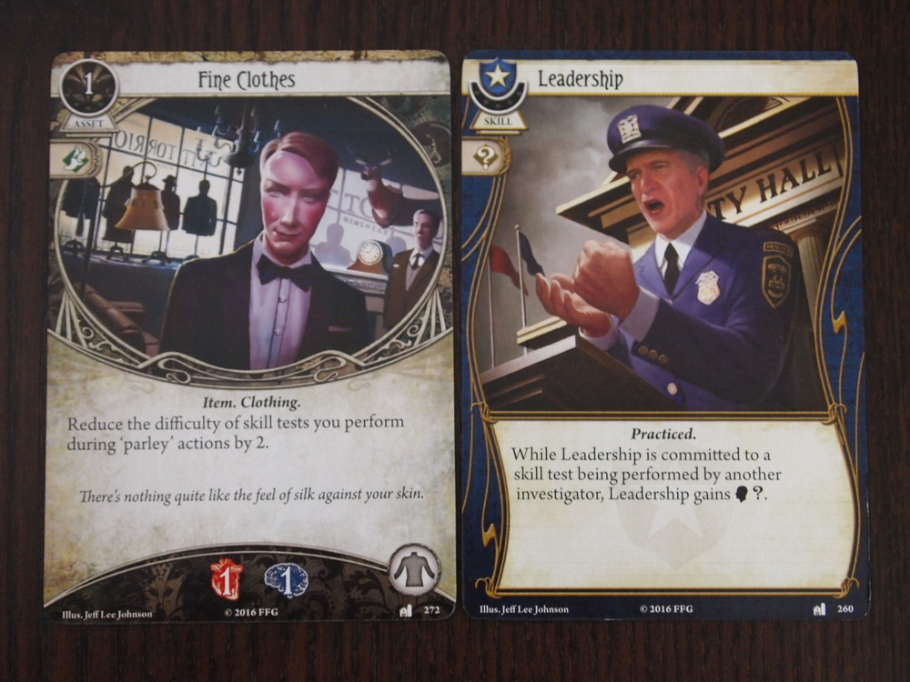 Dunwich Legacy Cycle Review: Part 3! – Creaking Shelves