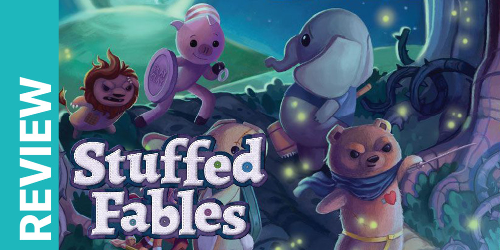 Stuffed Fables Review – Creaking Shelves image