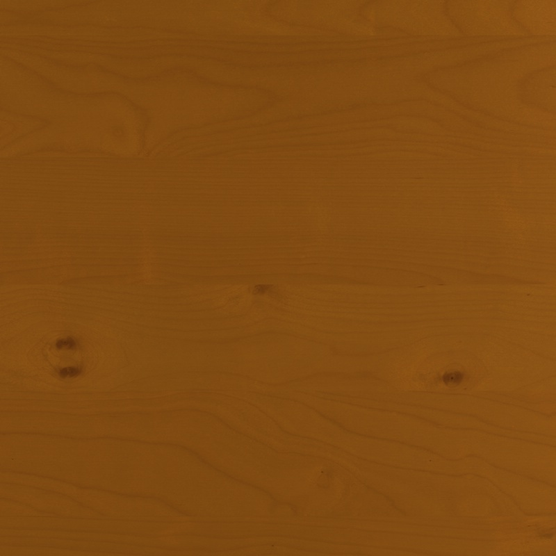 Echtholzfurnier kirsch gold