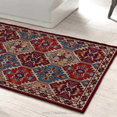 kit tapis classique au point noue
