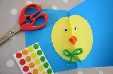 idée activité manuelle enfants Pâques