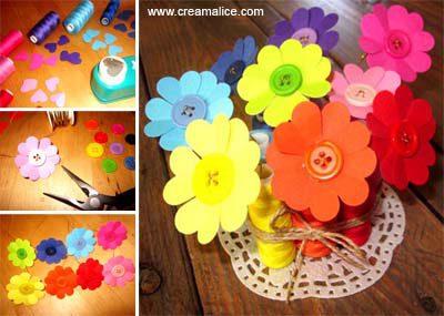 diy-bouquet-fleurs-boutons-Cramalice