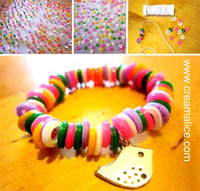 diy-bracelet-perles-fondues