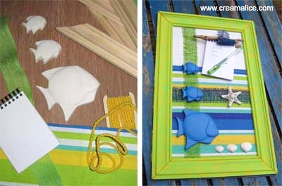 diy-tableau-memo-marin-Creamalice