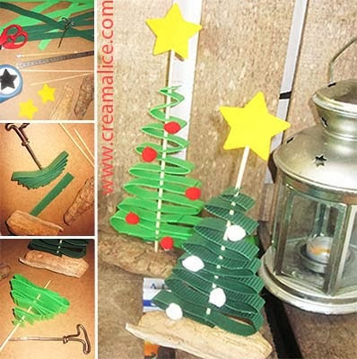 Mini-Sapin de Noël