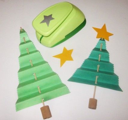 DIY_Sapin_Noel_Accordeon_Papier