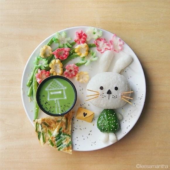 Food art16