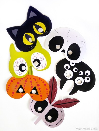 printable-halloween-masks