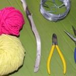 diy-coeurs-deco-tissage-laine-Saint-valentin