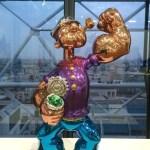 Popeye Jeff Koons