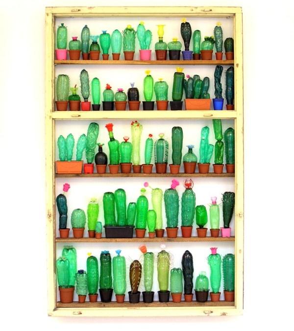 recyclage-bouteilles-plastique-art-veronika-richterova
