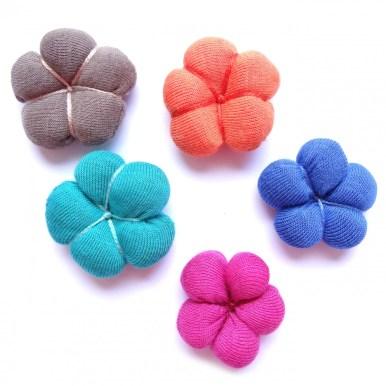 fleur-5-petales-boule-35mm-en-jersey-fuschia