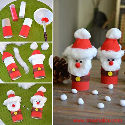 diy-pere-Noel-rouleau-carton-Creamalice