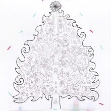 diy-printable-coloriage-sapin-Noel-geant