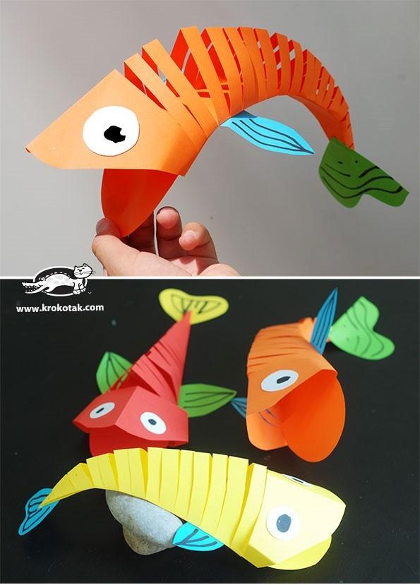 diy-poisson-articule-papier-Krokotak