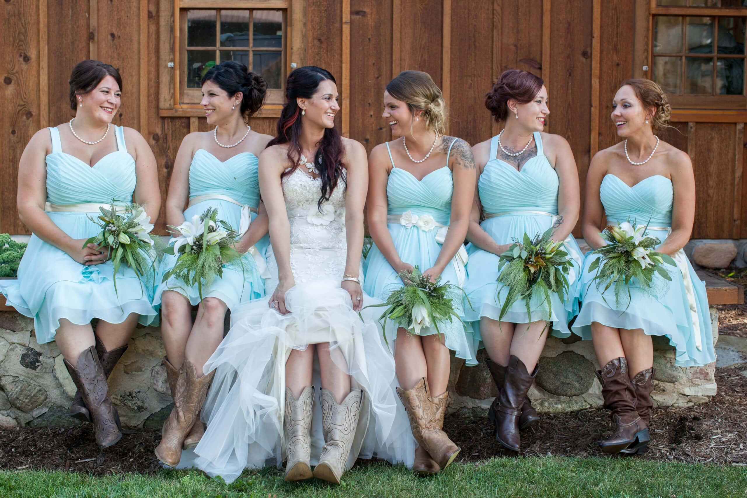 Bridal Party Wedding Photography Milwaukee WI
