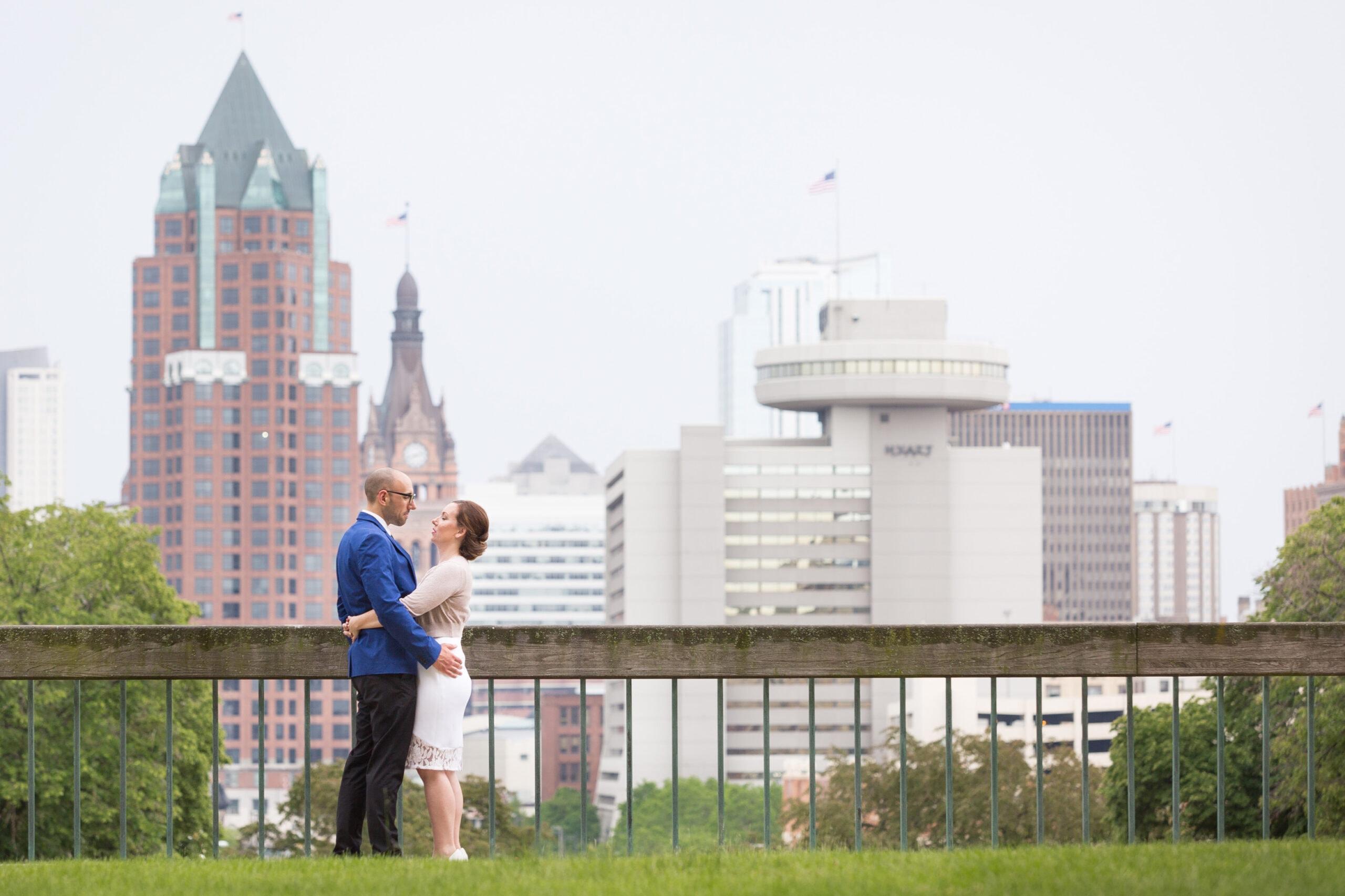 Courthouse Wedding Photographer Milwaukee WI