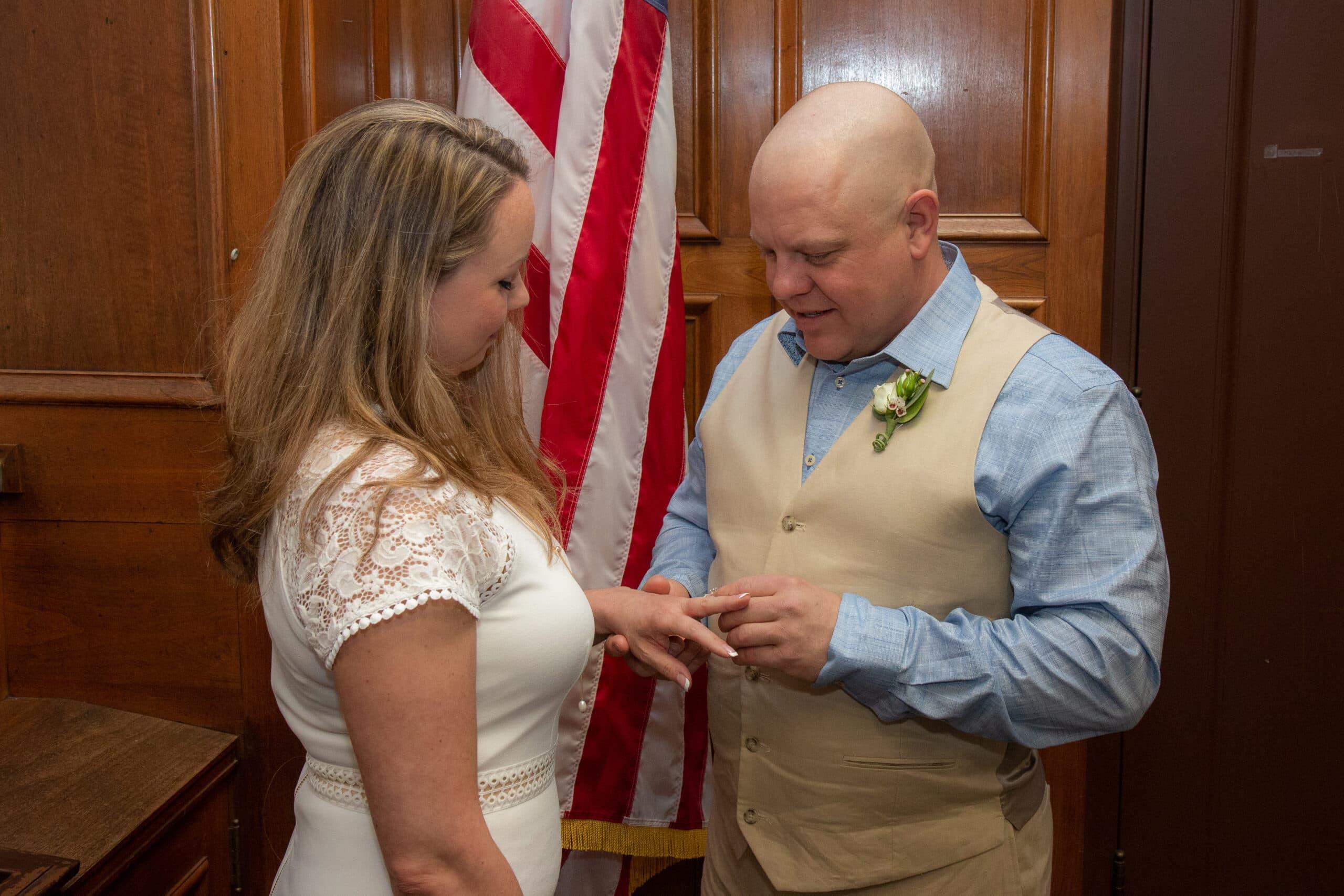 Courthouse Wedding Photography Milwaukee
