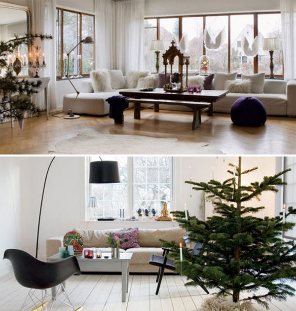 Decorate For A Scandinavian Christmas
