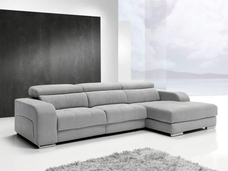Sofá tapizado modelo DECOR