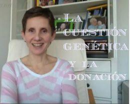 La renuncia genética en la donación de gametos