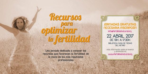 optimizar la fertilidad en unas jornadas presenciales