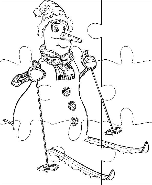 pupazzo-di-neve-puzzle
