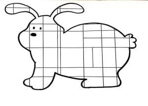 Gli Animali In Stile Mondrian Crearegiocando