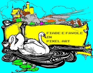FIABE PIXEL ART