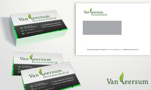 Huisstijl Van Leersum Hovenier