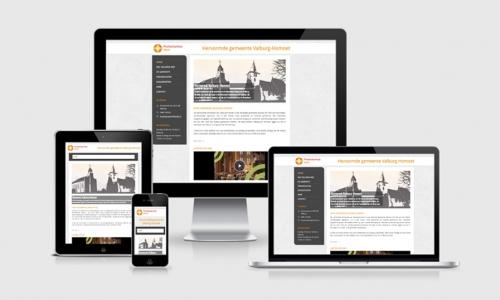 Website Hervormd Valburg-Homoet