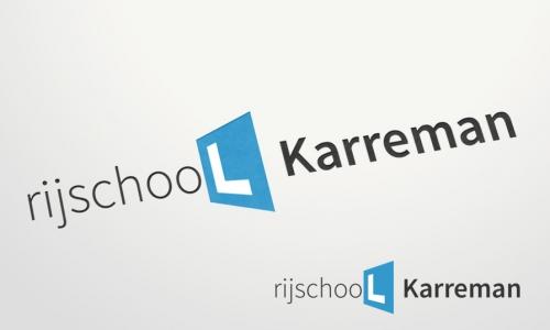 Logo voor Rijschool Karreman uit Amersfoort