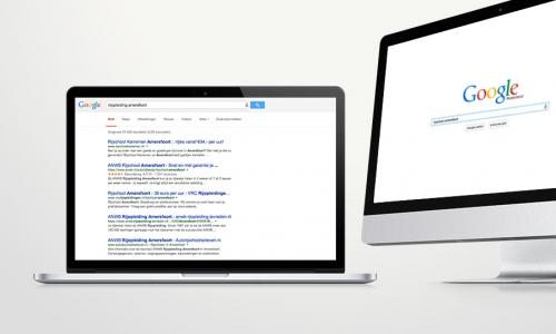 Google optimalisatie Rijschool Karreman Amersfoort