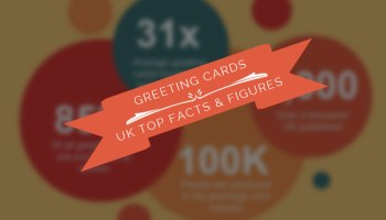 Creased is officially one of the best greeting card retailers in the uk uk greeting cards top facts figures an infographic m4hsunfo