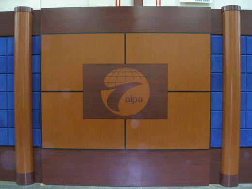 ALPA stage set photo