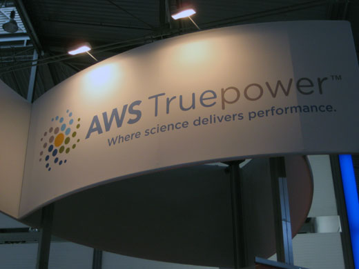 AWS Truepower at EWEA 2013 in Vienna, Austria