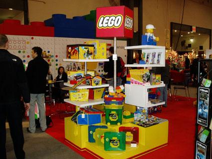 LEGO Licensing Toy Fair 2010