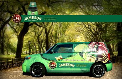 2010 Nori Award Nomination - Jameson Whiskey