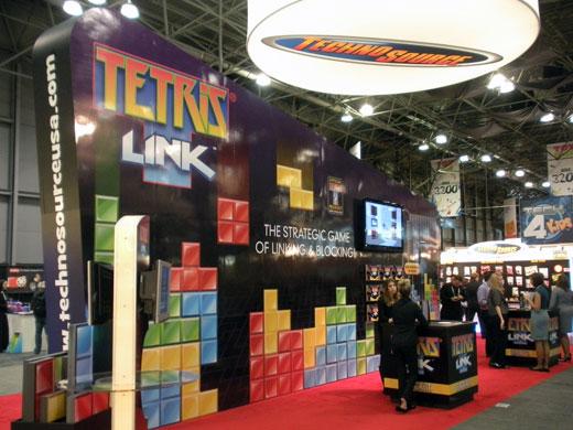 Techno Source Tetris Link Toy Fair 2011