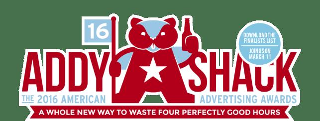 Albany Ad Club's 2016 Albany Addys logo