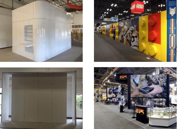 Creatacor Trade Show Exhibit Rentals