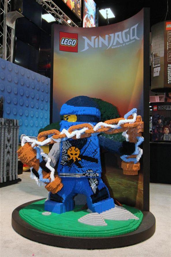 Ninjago - LEGO San Diego Comic-Con 2016