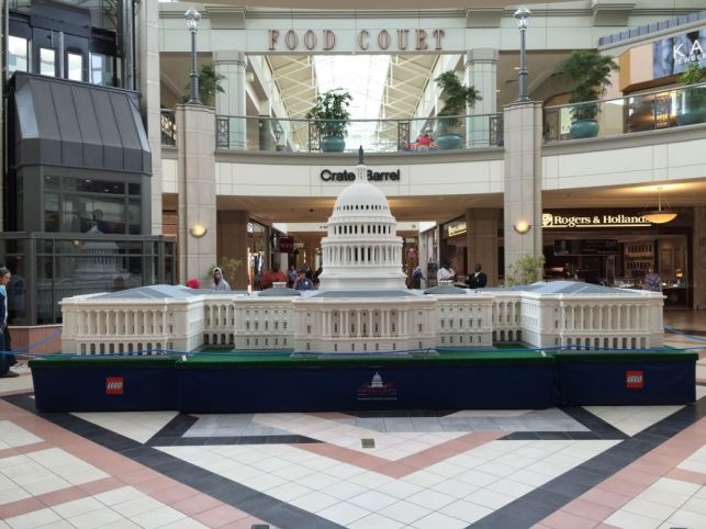 LEGO Americana Roadshow - The Capitol Building